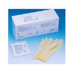 滅菌済み手袋